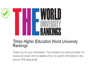 For the first time in its history, Benha University is preparing to participate in the Times Higher Education (THE) 2018 ranking