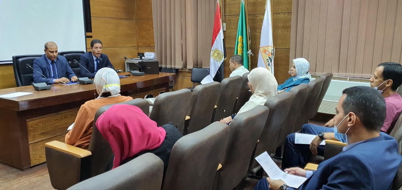 The 1st meeting of BU faculties coordinators of International Relations
