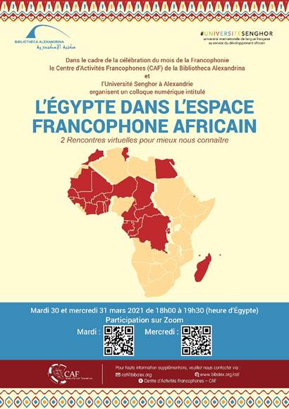 Egypt in the Francophone African Space